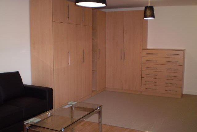 Bedroom of Excelsior Apartments, Princess Way, Swansea SA1