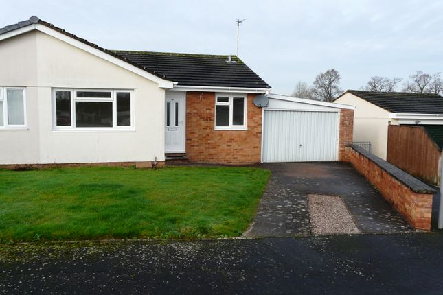 Semi-detached house to rent in Bonville Crescent, Tiverton