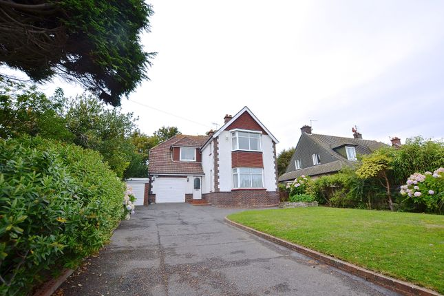 Thumbnail Detached house for sale in Cooden Drive, Bexhill-On-Sea, East Sussex