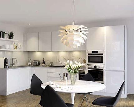 Thumbnail Property for sale in Nine Elms Point, Vauxhall