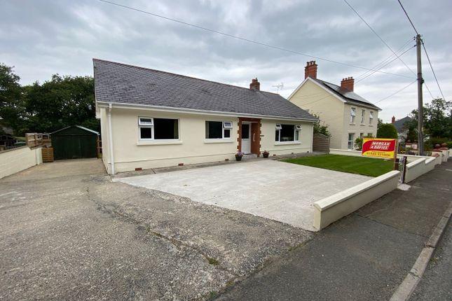 3 bed bungalow for sale in Pentrecwrt, Llandysul SA44