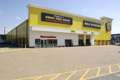 Thumbnail Warehouse to let in Big Yellow Self Storage Leeds, 1 Gelderd Place, Gerlerd Road, Leeds