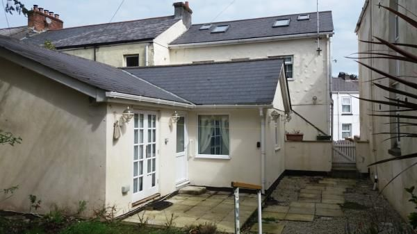 Thumbnail 1 bed bungalow for sale in 8C Station Road, St. Blazey, Par, Cornwall