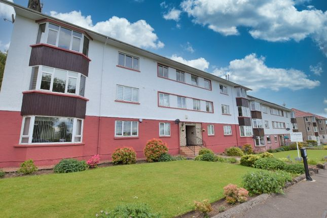 Thumbnail Flat for sale in 14 Broomburn Drive, Newton Mearns, Glasgow