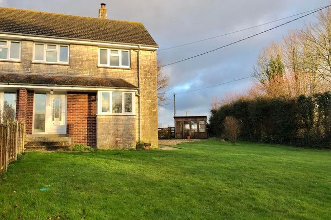 Thumbnail Semi-detached house to rent in Watcombe Farm Cottages, Forston, Dorchester