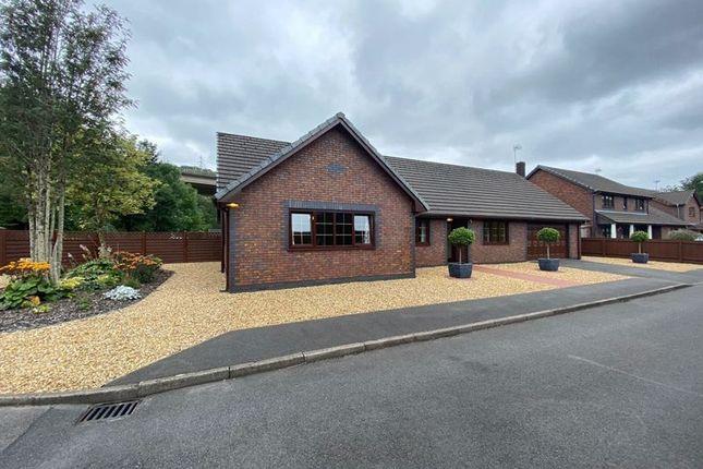 Thumbnail Detached bungalow for sale in Ashmere Drive, Pont Nedd Fechan, Neath