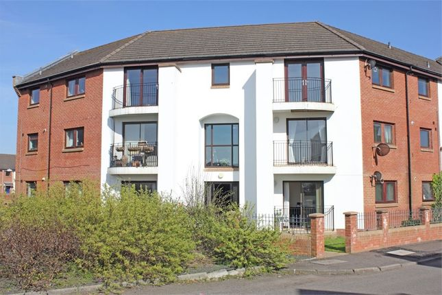 Thumbnail Flat for sale in North Harbour Street, Ayr