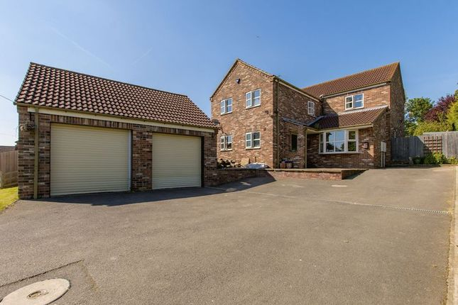 Thumbnail Detached house for sale in Low Street, North Wheatley, Retford