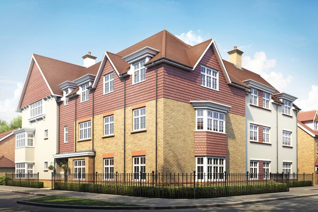 Thumbnail Flat for sale in St Andrews Park, Rochester Road, Halling, Kent