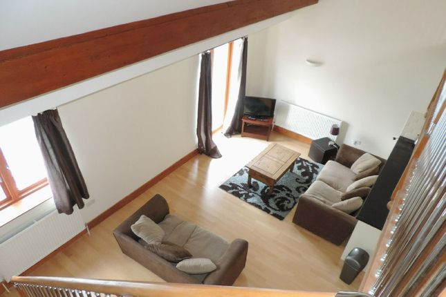 Thumbnail Flat to rent in 20 Neptune House, Nelson Quay, Milford Haven