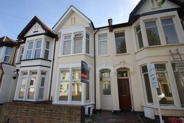 3 bed terraced house for sale in Salisbury Avenue, Westcliff-On-Sea