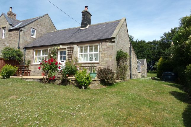 Thumbnail Cottage for sale in New Road, Chatton, Alnwick