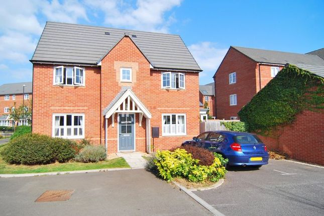 Thumbnail Semi-detached house for sale in Oswalds Close, Longford, Gloucester