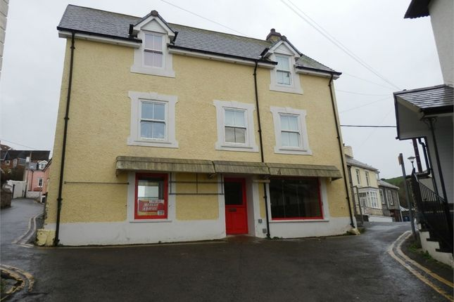 Commercial property for sale in White Street, New Quay, Ceredigion