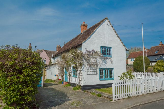 Thumbnail Cottage for sale in Church Street, Steeple Bumpstead, Haverhill