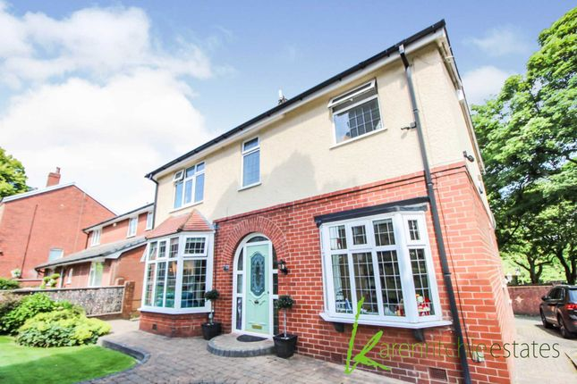 Thumbnail Detached house for sale in Church Road, Bolton