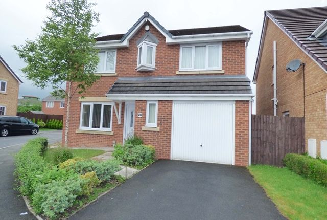 Thumbnail Detached house to rent in Wood Beech Gardens, Clayton-Le-Woods