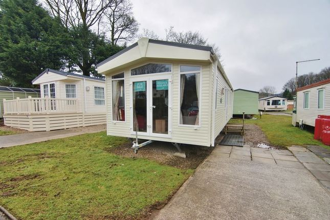 Thumbnail Mobile/park home for sale in Crook O Lune, Lancaster