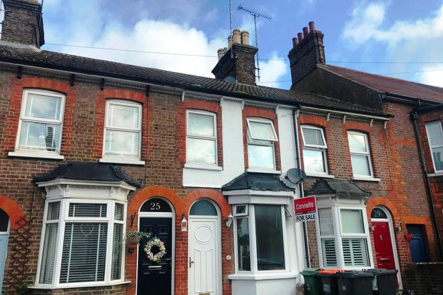 Thumbnail Terraced house to rent in King Street, Dunstable