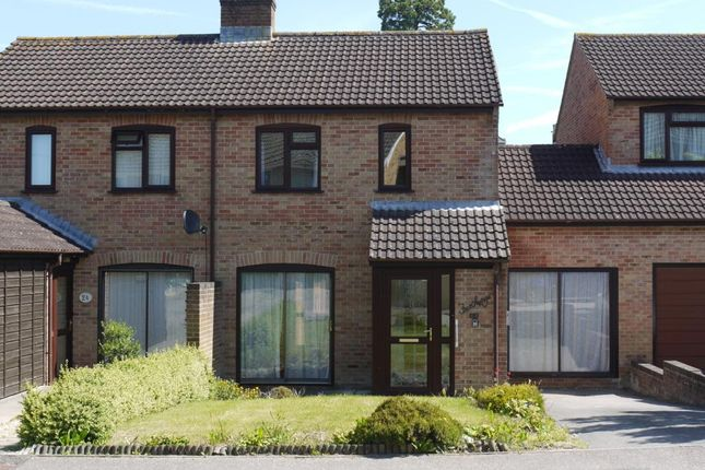 Thumbnail Terraced house to rent in West Close, Axminster, Devon