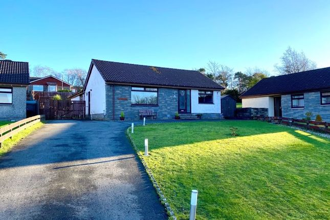 3 bed detached bungalow for sale in Cameron Crescent, Cumnock KA18