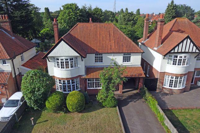Aerial View of Bucklesham Road, Ipswich IP3