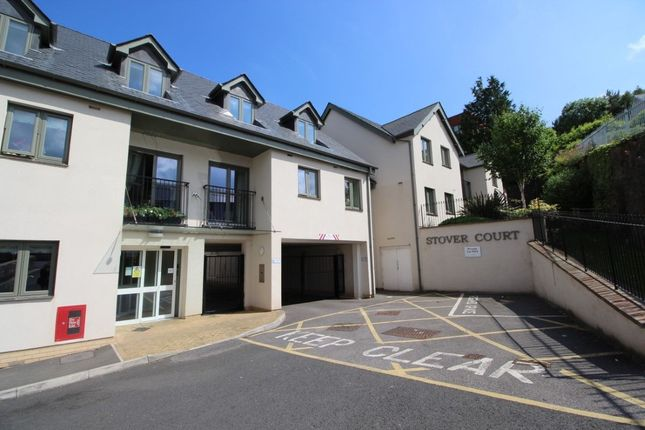 Thumbnail Flat for sale in Stover Court East Street, Newton Abbot