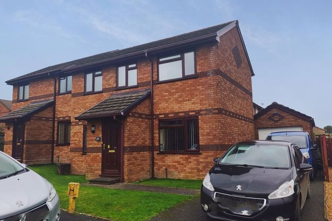 4 bed semi-detached house for sale in Princess Parc, Indian Queens, St. Columb TR9