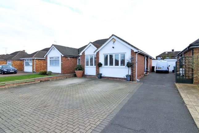 Thumbnail Semi-detached bungalow for sale in Winton Drive, Cheshunt, Waltham Cross, Hertfordshire