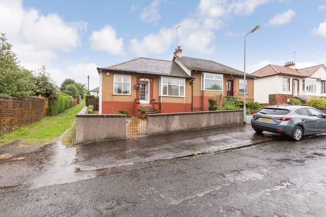 Thumbnail Semi-detached house for sale in Glenbank Drive, Thornliebank