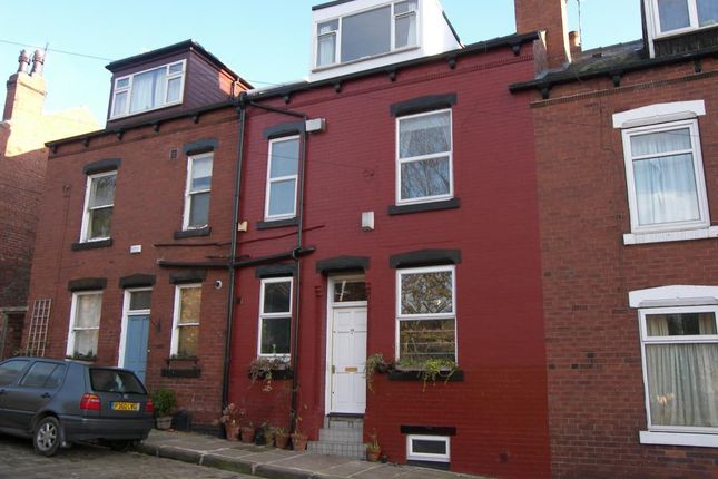 Thumbnail Terraced house to rent in Vicarage View, Kirkstall, Leeds, West Yorkshire