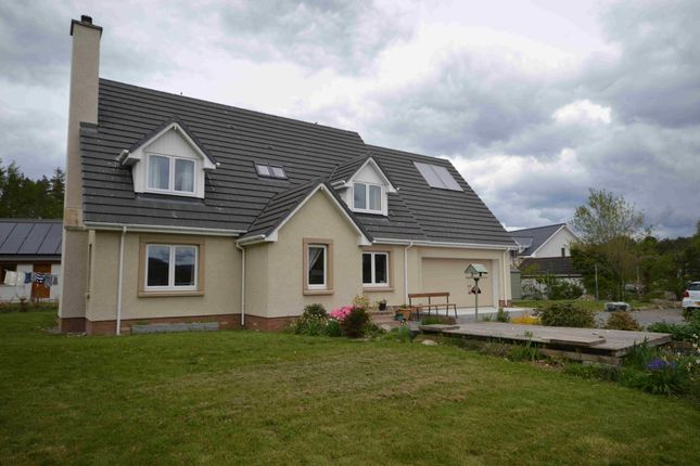 Thumbnail Detached house to rent in Farr, Inverness, Highland