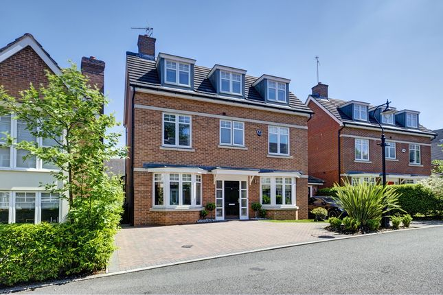 Thumbnail Detached house for sale in Padelford Lane, Stanmore