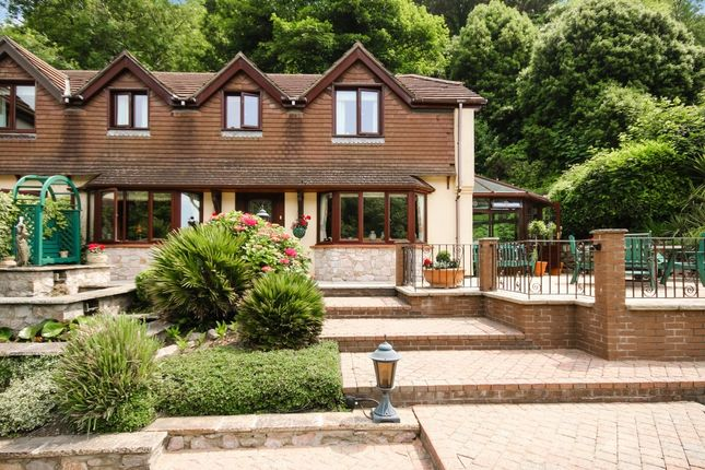 Thumbnail Semi-detached house for sale in Ilsham Road, Torquay