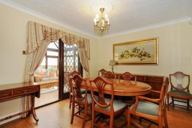Dining Room of Hampton Dene, Hereford HR1