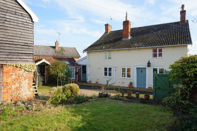 Thumbnail Detached house for sale in Back Lane, Washbrook, Ipswich, Suffolk
