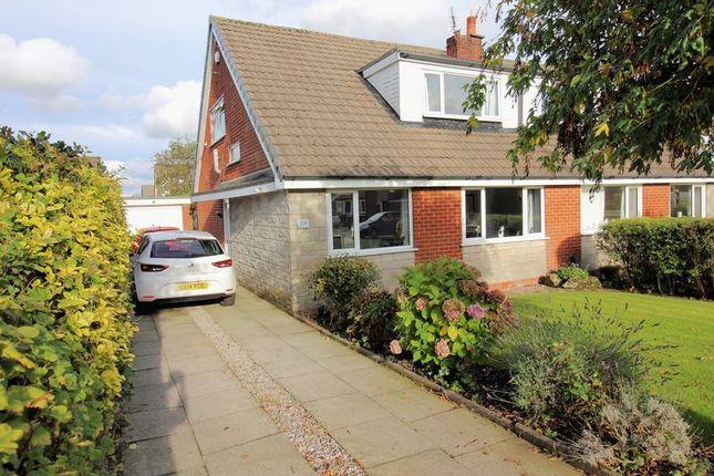 Semi-detached house for sale in Watling Street, Bury
