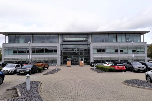 Thumbnail Office to let in Second Floor, Forum 4 Solent Business Park, Parkway, Fareham