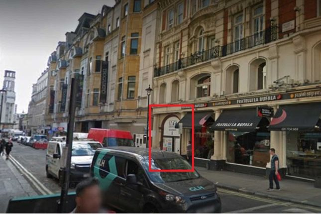 Thumbnail Restaurant/cafe to let in Shaftesbury Avenue, London