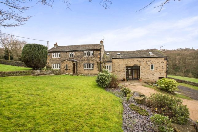 Thumbnail Detached house for sale in Shibden Hall Road, Halifax