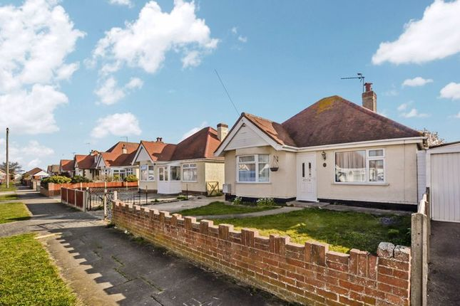 Thumbnail Detached bungalow for sale in Manchester Road, Holland-On-Sea, Clacton-On-Sea