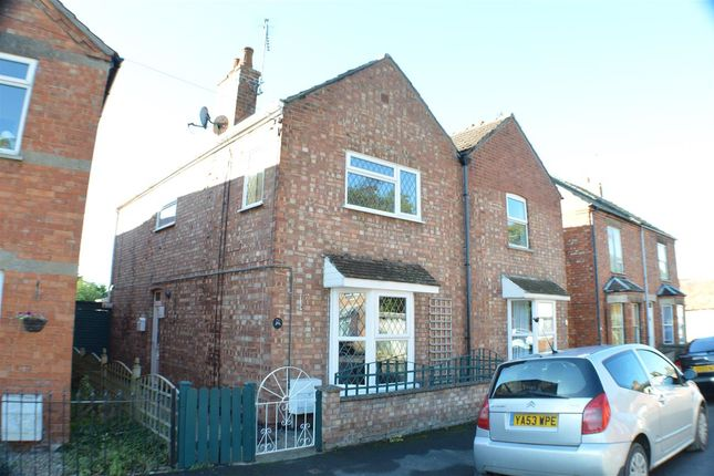 Thumbnail Semi-detached house to rent in Electric Station Road, Sleaford