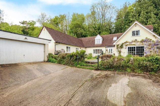 Thumbnail Detached house for sale in Axminster Road, Charmouth, Bridport, Dorset