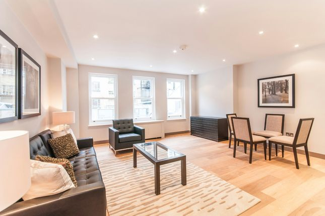 Thumbnail Flat to rent in Maddox Street, London