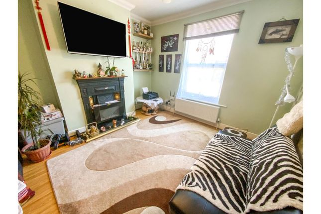 Semi-detached house for sale in Green Street, Ryde