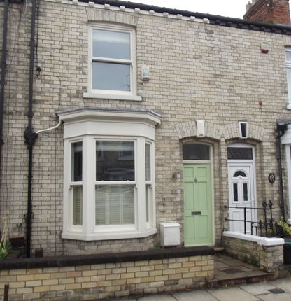 2 bed terraced house to rent in Russell Street, Off Bishopthorpe Rd. York
