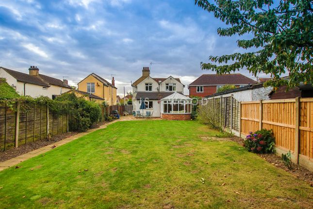 Thumbnail Detached house for sale in Lucy Lane North, Stanway, Colchester