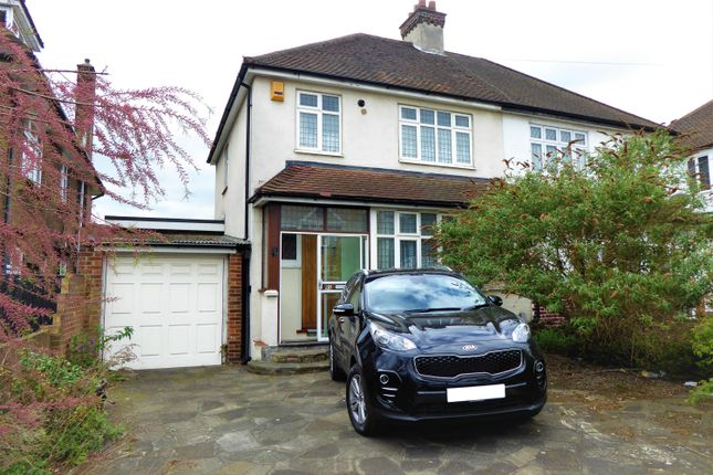 Thumbnail Semi-detached house for sale in Oaklands Road, South Bexleyheath, Kent