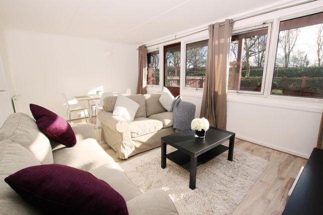 Thumbnail Maisonette to rent in Russell Court, Strasburg Road, London