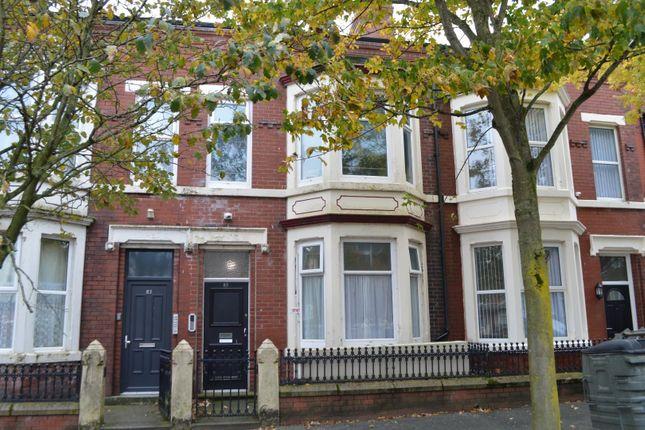 Studio to rent in Bold Street, Fleetwood FY7
